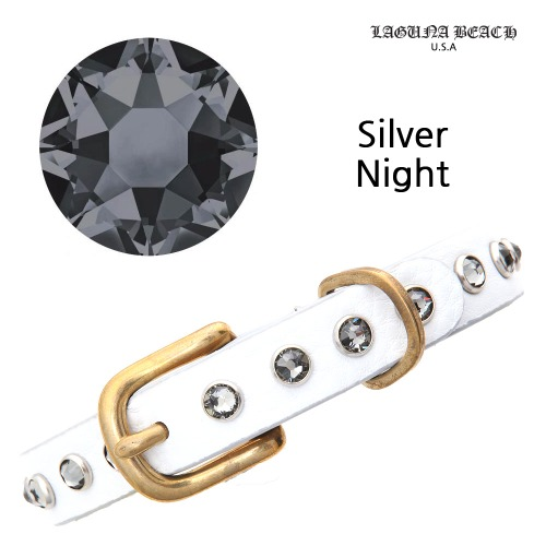 PUPPY JEWELRY Silver Night
